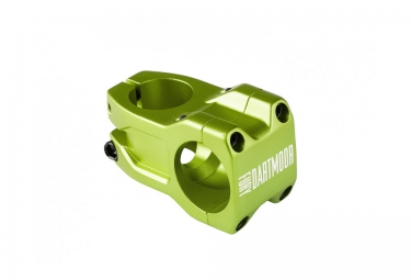 potence dartmoor fury v2 longueur 35mm diametre 25 4mm vert
