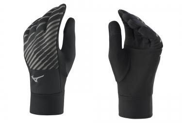 gants hiver mizuno warmalite noir