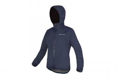 veste impermeable endura mtr bleu