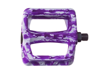 pedales odyssey twisted tie dye purple
