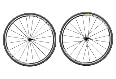 paire de roue mavic 2017 aksium elite shimano sram yksion elite 28mm