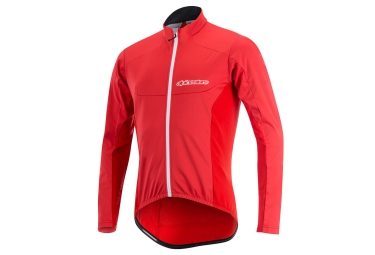 veste coupe vent alpinestars hurricane functional rouge