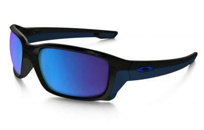 lunettes oakley straightlink noir bleu iridium ref oo9331 04 198d0728d208