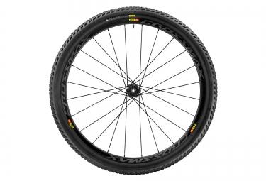 roue arriere mavic 2017 crossmax pro carbon wts 29 boost 12x148 mm corps xd pneu pul