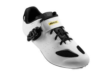 paire de chaussures route mavic aksium elite iii 2017 blanc noir