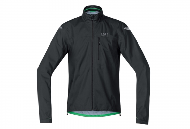 veste impermeable gore bike wear element active gore tex noir