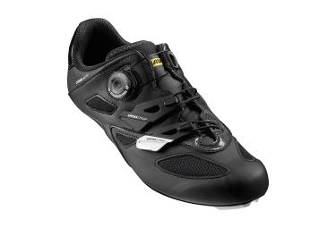 paire de chaussures route mavic cosmic elite 2017 noir