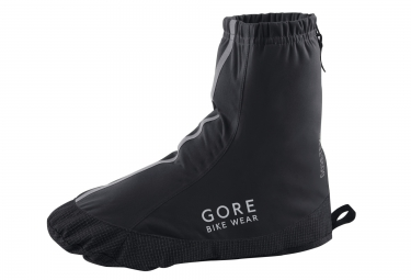 couvres chaussures gore bike wear road light gore tex noir