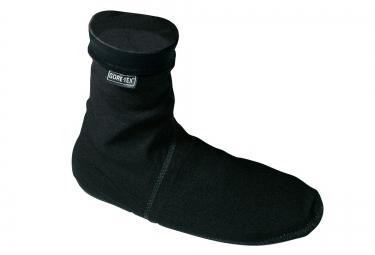 chaussettes impermeables gore bike wear universal gore tex noir