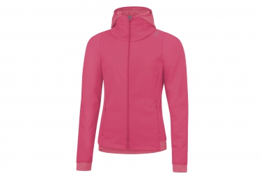 veste coupe vent gore running wear sunlight lady windstopper rose