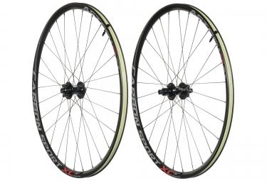 paire de roues asterion carbon sport xc 29 15x100 12x142mm corps sram xd tl ready