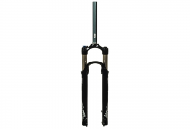 fourche rockshox recon silver 29 axe 9mm oneloc solo air noir