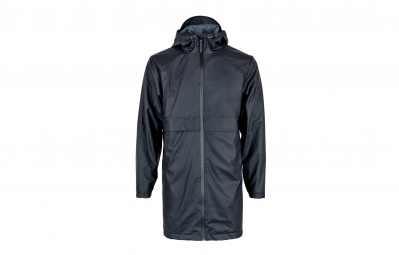veste impermeable rains thermal collection mile bleu