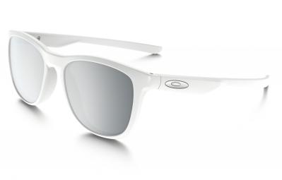 lunettes oakley trillbe x blanc chrome iridium ref oo9340 08 c9ad00330c4b