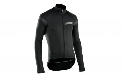 veste thermique manches longues northwave extreme h2o noir