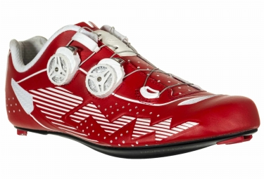 chaussures route northwave evolution plus rouge blanc
