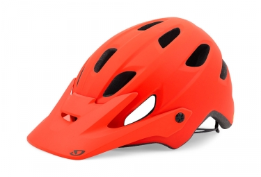 casque giro chronicle mips orange