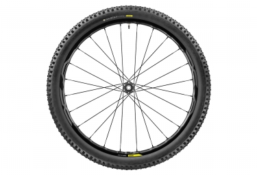 roue avant mavic 2017 xa elite 27 5 15mm quest pro 2 4 noir