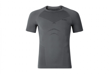 sous maillot odlo evolution warm gris
