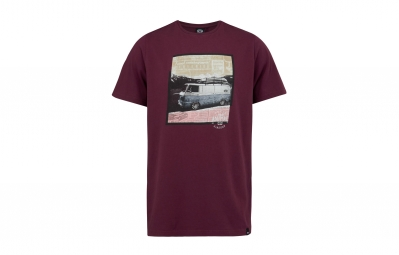 t shirt animal camper violet