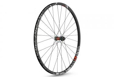 roue avant dt swiss xm 1501 spline one 29 largeur 25mm 15mm center lock 2017 noir