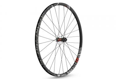 roue avant dt swiss ex 1501 spline one 29 largeur 25mm 15x100mm center lock 2017 noir