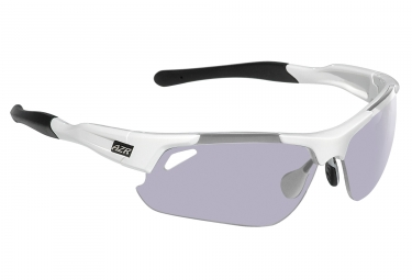 lunettes azr kromic speed blanc gris photochromique