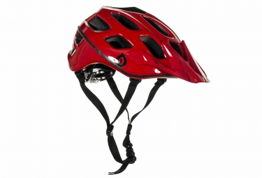 casque vtt 661 sixsixone recon scout 2017 rouge