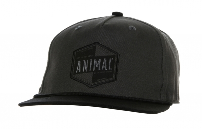 casquette animal krull gris