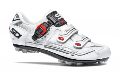 chaussures vtt sidi eagle 7 blanc