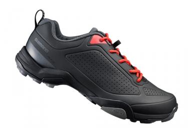 chaussures vtt shimano mt300 noir
