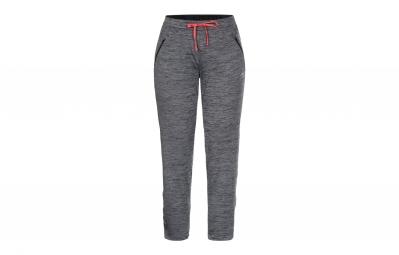 pantalon femme li ning january gris