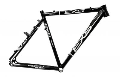 exs kit cadre cyclocross alu noir