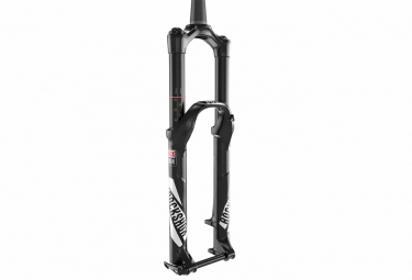 rockshox 2016 fourche pike rct3 26 axe 15 mm solo air conique noir