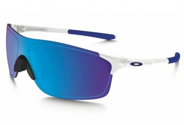 oakley lunettes evzero pitch blanc sapphire iridium ref oo9383 0238 9463af596532
