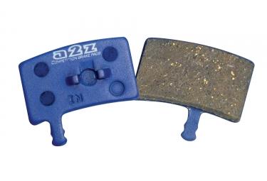 a2z paire de plaquettes hayes stroker trail organiques
