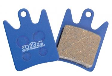 a2z paire de plaquettes hope moto v2 organiques