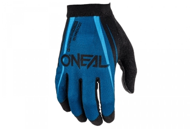 gants longs oneal blocker bleu