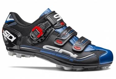 chaussures vtt sidi eagle 7 noir bleu