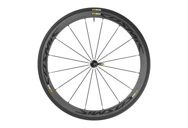 roue avant mavic 2017 cosmic carbon 40 elite yksion pro griplink 23mm