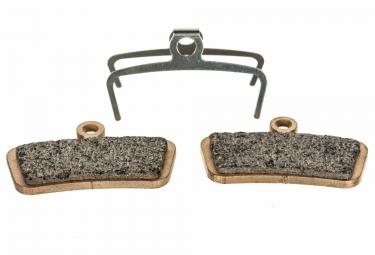 brake authority paire de plaquettes pour avid elixir trail sram guide agressive