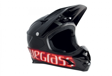casque integral bluegrass intox noir