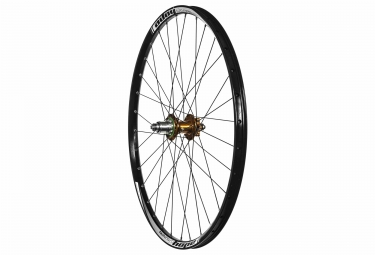 hope roue arriere enduro pro 4 27 5 9x135mm xd orange