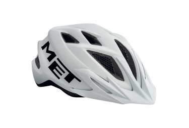 casque met crackerjack blanc