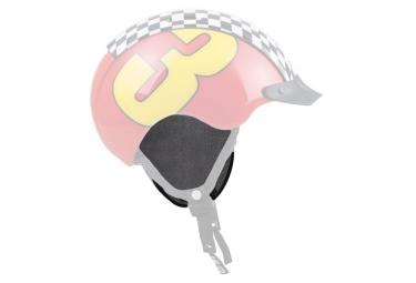 cache oreilles enfant casco mini generation gris
