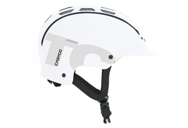 casque casco urbanic tc blanc