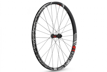 roue avant dt swiss xm 1501 spline one 27 5 largeur 35mm 15x100mm center lock 2017 n