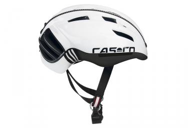 casque aero casco speedster blanc noir