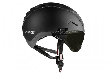 casque casco roadster tc noir