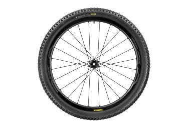 roue avant mavic 2017 xa pro carbon wts 27 5 boost 15x110mm quest pro 2 4